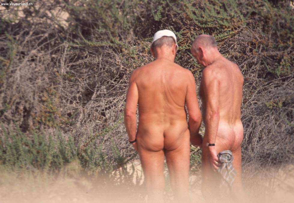 Gaysex Am Strand
