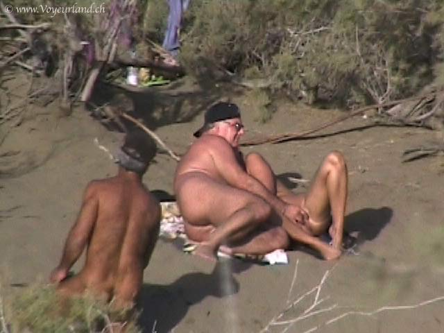 swinger am strand sex in natur
