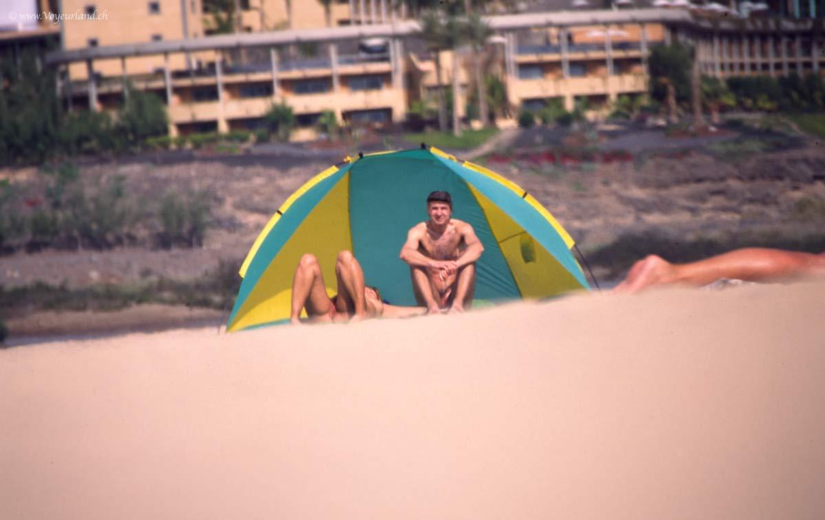 Fkk Bilder Vom Heimlichen Strand Voyeur