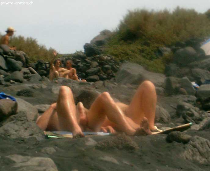FKK-Strand in Frankreich Pornos Gratis - GuteSex Filme