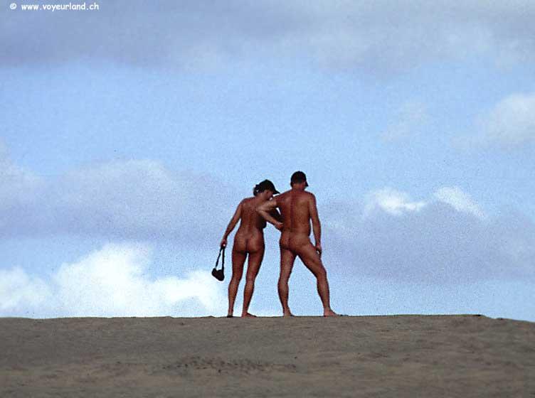 wichsvorlage fkk strand spanner