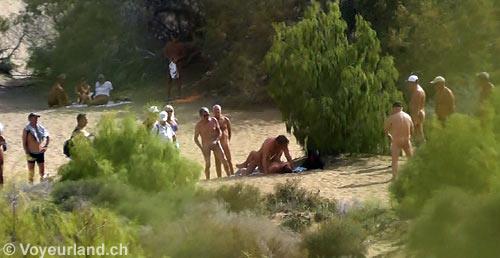 ständer am strand unerwarteter sex