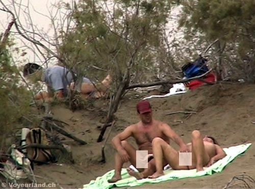 sexvideo gruppensex am strand